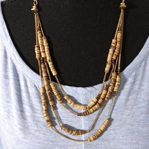 Kenneth Cole NWT layered necklace